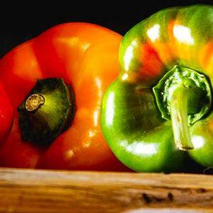 Verduras sin hoja